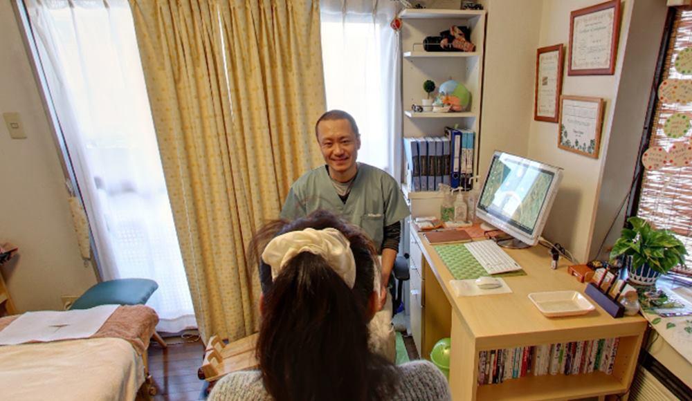 生駒市の自律神経専門整体院・理楽ウェーブ1