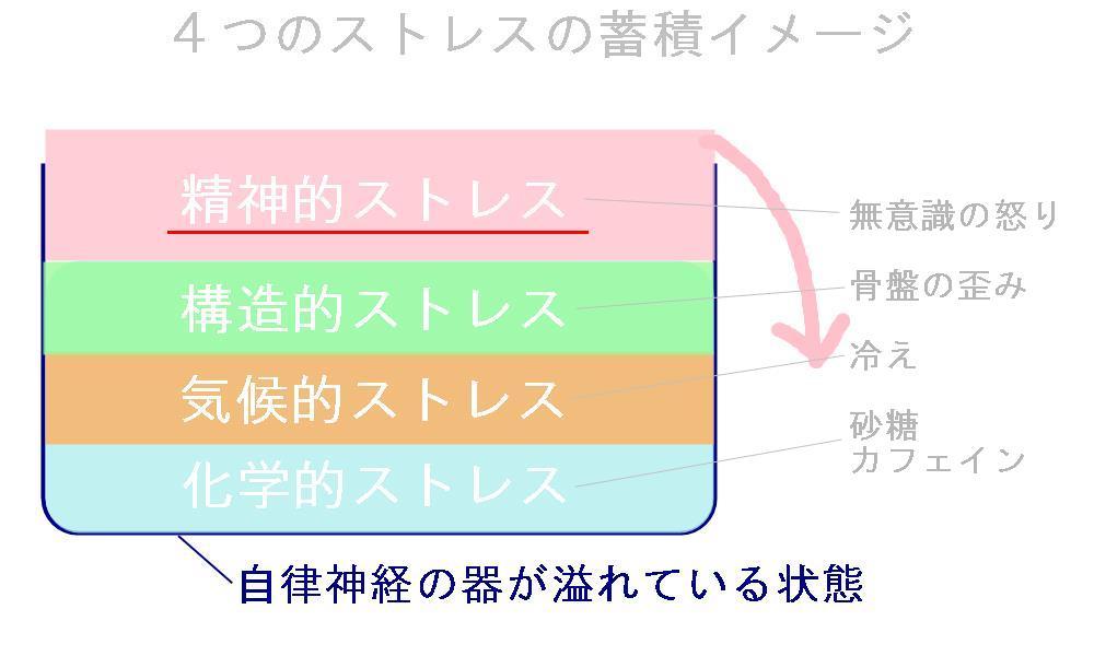 生駒市の自律神経専門整体院の腰痛の見解
