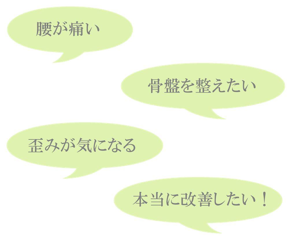 生駒市の自律神経専門整体院の身体の対応症状