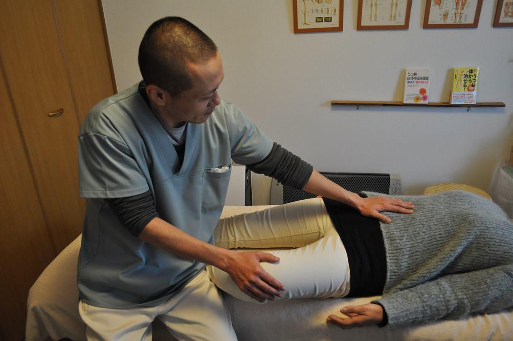 生駒市の自律神経専門整体院・身体ケア