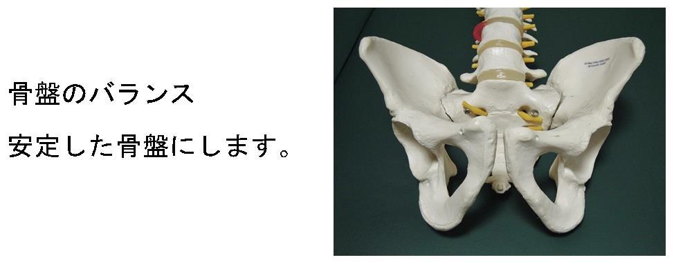 生駒市の自律神経専門整体理楽ウェーブの本格骨盤矯正の画像