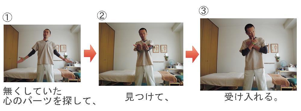 生駒市の自律神経専門整体院「理楽ウェーブ」の心の受け入れ