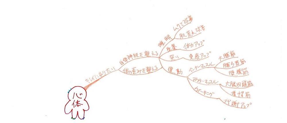 キレイになりたい木|生駒市の自律神経専門整体院