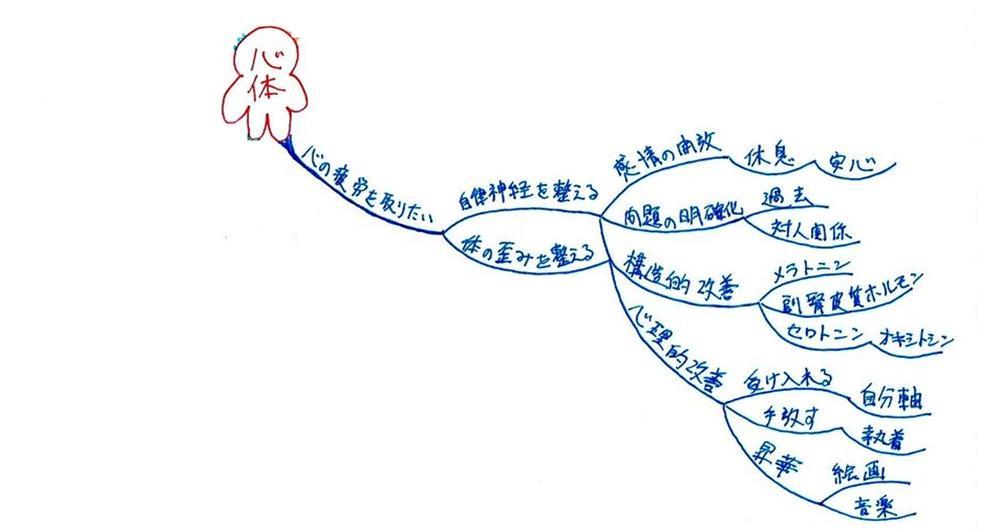 心の疲労を取りたい木 生駒市の自律神経専門整体院