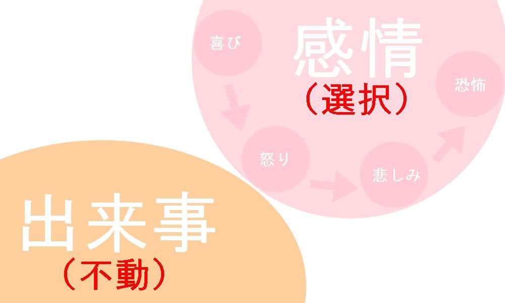 生駒市の自律神経専門整体院・感情の選択・