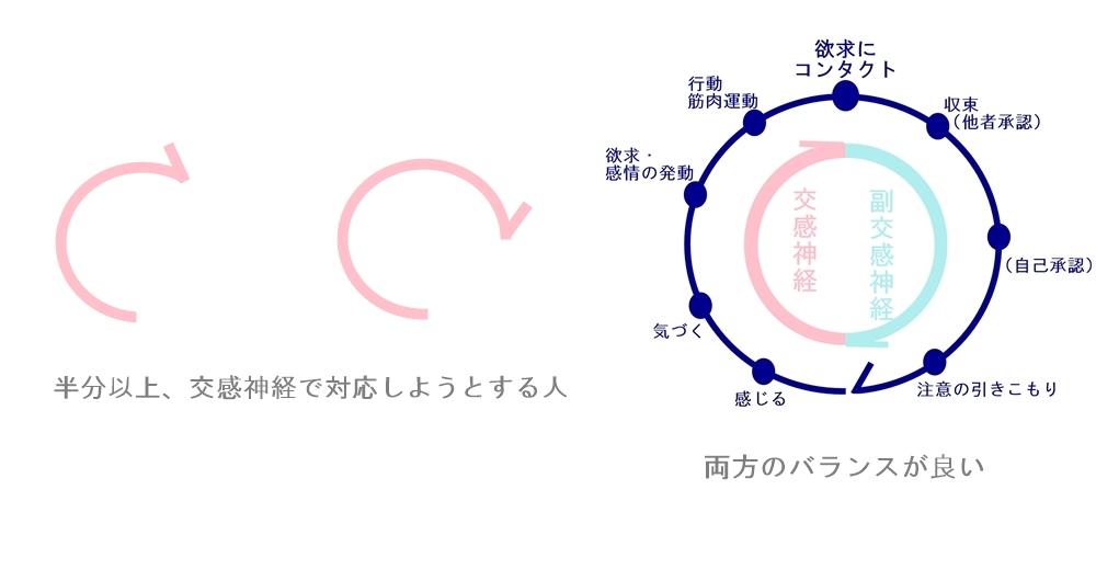自律神経とエネルギーサークル3|生駒市の自律神経専門整体院